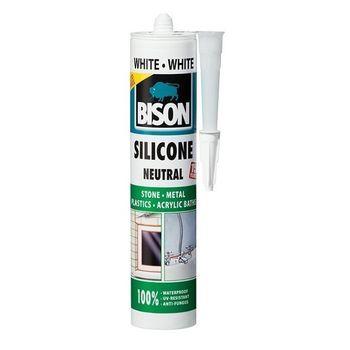Bison Cиликон нейтральный Серый 280мл
