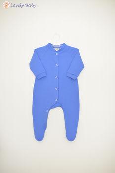 Комбинезон K01 голубой