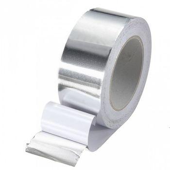 купить Скотч алюминиевый AL+PET ALENOR 75мм*50м CK в Кишинёве