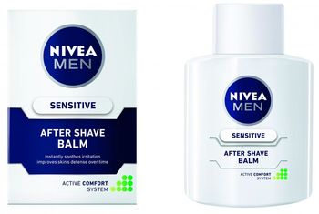купить Nivea лосьон после бритья Sensitive, 100мл в Кишинёве