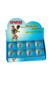 Мяч для сквоша Spartan 2448 (4794)