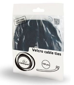 Cable Organizers Nylon ties NYT-100, 100mm -2.5mm width, bag of 100 pcs