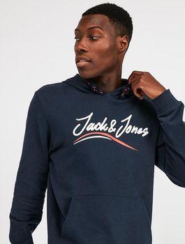 Трикотаж JACK&JONES Темно синий 12168055