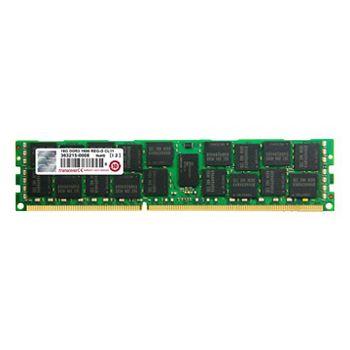 4GB Transcend DDR3-1333, 240-pin DIMM ECC Registered Memory