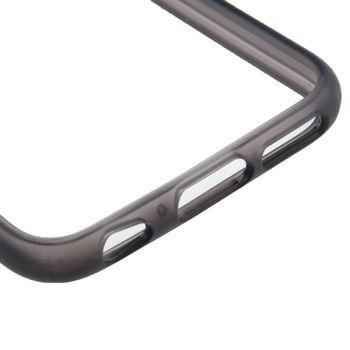 Бампер матовый для iPhone 6 серый