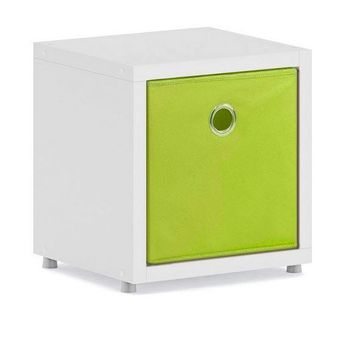 купить Бокс для хранения 320x320x320 mm, Boon зеленый в Кишинёве