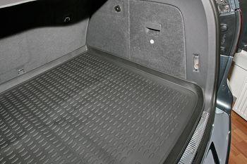 VW Touareg 10/2002-2010, кросс. Коврик в багажник