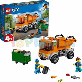 "LEGO City ""Мусоровоз"", арт. 60220"