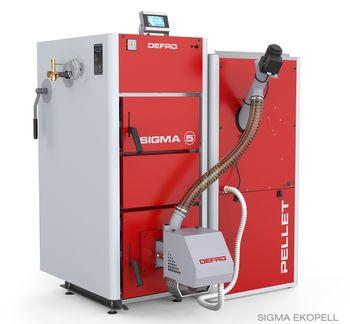 SIGMA EKOPELL 20 kW