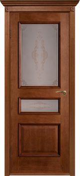 купить Дверь ВЕНА-Ш орех остекленная в Кишинёве