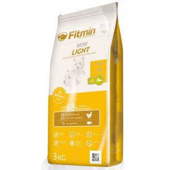 купить Сухой корм для собак Fitmin Mini Light (3kg) в Кишинёве