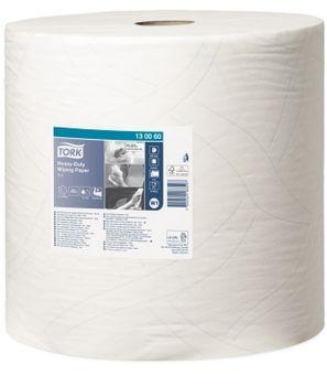 Tork Advanced Протирочная бумага 2сл., 340м, 34x36.9, 1000 листов, Белый, Advanced