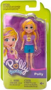 Мини-куколки Polly Pocket, код GCD63
