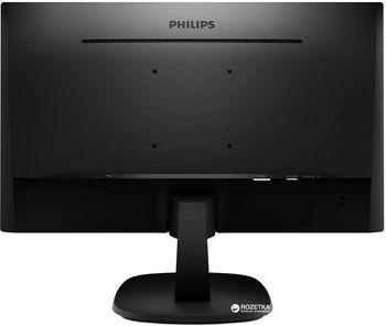 """cumpără Monitor 21.5"""" Philips """"223V7QHSB"""", Black în Chișinău"""