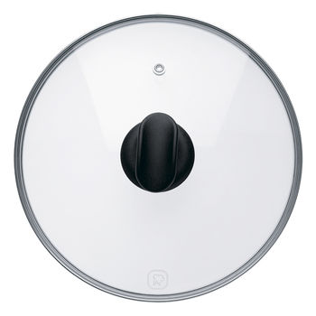Крышка RONDELL RD-0123 (стеклянная 28cm)