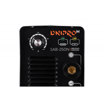 Инверторный сварочный аппарат SAB-250N DNIPRO