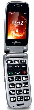 купить MyPhone Rumba, Silver в Кишинёве