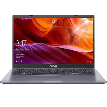 "Laptop 15.6"" ASUS VivoBook X515MA Slate Gray, Intel Celeron N4020 1.1-2.8GHz/4GB DDR4/SSD 256GB/Intel UHD/WiFi 802.11AC/BT4.1/USB Type C/HDMI/HD WebCam/  Illuminated Keyboard/ 15.6"" HD LED-backlit Anti-Glare (1366x768)/No OS (laptop/notebook/Ноутбук) X515MA-BR062"