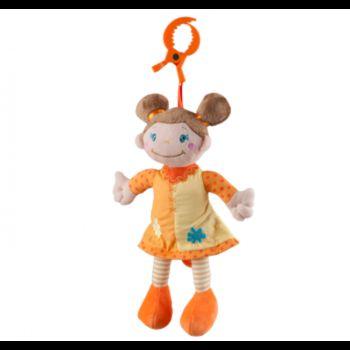 Музыкальная игрушка девочка шатенка