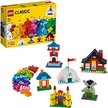 LEGO Classic Cuburi și case, art. 11008