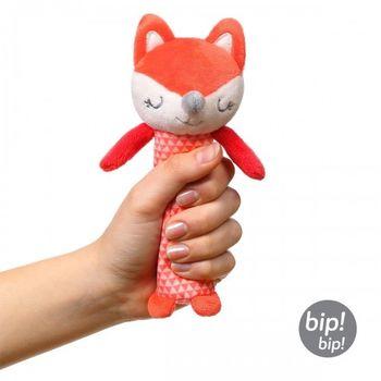 купить BabyOno игрушка-пищалка Fox Vincent в Кишинёве