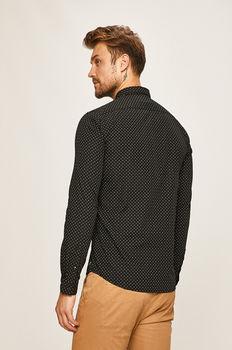 Рубашка Tom Tailor Чёрный в горошек tom tailor 1016083