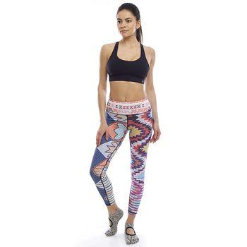 Леггинсы для фитнеса и йоги L HK91 (4727)