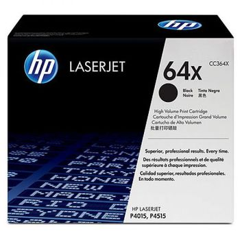 HP Black LaserJet P4015 Series Printer Cartridge, w\Smart Printing Technology 24K