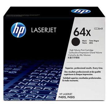 HP Black LaserJet P4015 Series Printer Cartridge, w\Smart Printing Technology 24K