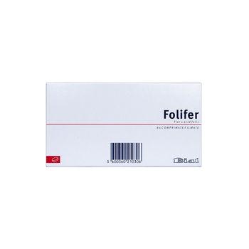 cumpără Folifer 288mg+1mg comp. film. N10x6 în Chișinău