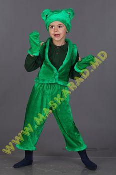 Карнавальный костюм: Лягушонок