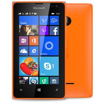 Microsoft Lumia 532 Dual Orange