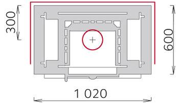 Печь-камин - Tulikivi TU2200/92