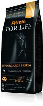 купить Сухой корм для собак Fitmin For Life Junior Large Breeds(3kg) в Кишинёве