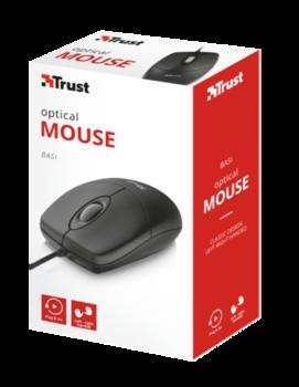 Mouse Trust Basi, Black
