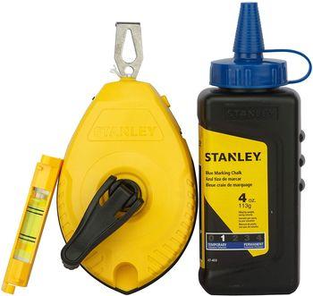 купить Шнур разметочный Stanley OPP 30m (0-47-443) в Кишинёве