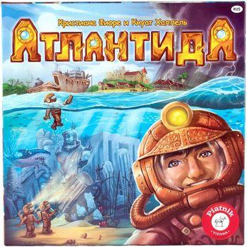 "Настольная игра ""Атлантида"" (RUS), код 42137"