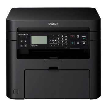 MFD Canon i-Sensys MF231, Mono Printer/Copier/Color Scanner, A4, 1200x1200 dpi, 23ppm, 128Mb, Scan 9600x9600dpi-24 bit, Paper Input (Standard) 250-sheet tray, USB 2.0, Max.15k pages per month, Cartridge 737 (2400 pages* 5%)