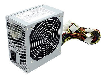 500W ATX Power supply HPC ATX-500W, 500W, 2xSATA cables, 120mm FAN (sursa de alimentare/блок питания)