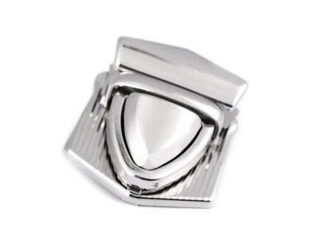 Închizătoare geantă / argintiu