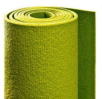 Коврик для йоги Bodhi Rishikesh Premium 80 XL OLIVE GREEN -4.5мм