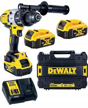 купить Дрель-шуруповёрт аккумуляторная Dewalt DCD996P3 в Кишинёве