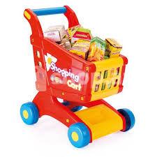 Игровой набор  тележка с продуктами, код 41491