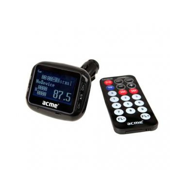 ACME 200-01 Car MP3 player FM transmitter F200-01