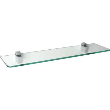 cumpără Poliţă standard Glassline 600x150x8 mm, sticlă transparentă în Chișinău