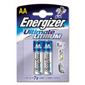 Energizer Ultimate Lithium AA, FSB2