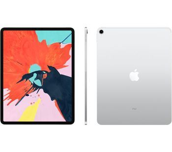 "купить iPad Pro 11"" 2018 64GB WiFi+Cellular 	Silver в Кишинёве"