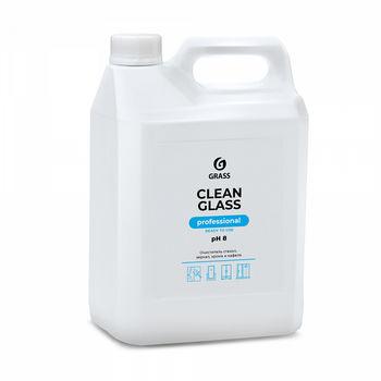 Clean Glass Professional - Средство для очистки стекол и зеркал 5 кг