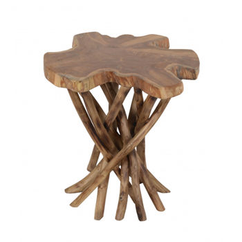 cumpără Masă rotundă din lemn 560x560x560 mm în Chișinău