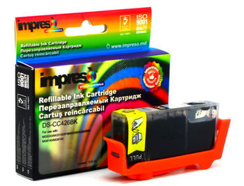 Impreso IMP-DS-CC426BK Black Refillable Canon iP4840/4940/ MG5140/5240/ 5340/6140/ 6240/8140/ 8240/MX714/ 884/894/ iX6540, w/chip (10ml) (cartus/картридж)